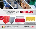 New products at RWM 2014, show versatility of Dolav boxes