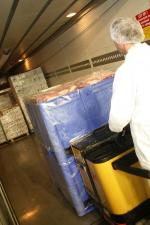 Europe-wide Bulk Hygienic Meat Movement In Dolav Pallet Boxes